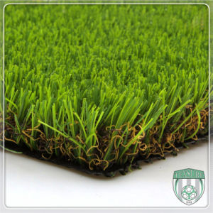 Natural Looking Artificial Synthetic Turf for Swimming Pool pictures & photos