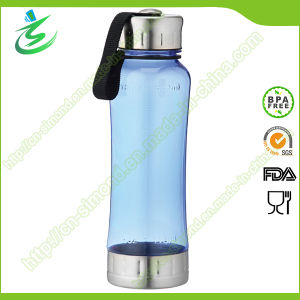 Tritan Water Bottles with Stainless Steel Base and Lid (SSB-A4) pictures & photos