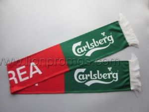 Beer Promotional Sports Football Game Fans Scarf pictures & photos