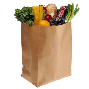 Paper Grocery Bag (4605)