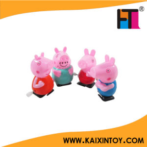 Cute Custom Wind up Toy Pig 10210067 pictures & photos