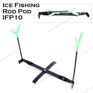 Top Quality Ice Fishing Rod Pod Ifp10 pictures & photos