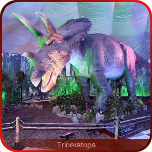 Museum Professional Animatronic Dinosaur Manufacturer pictures & photos