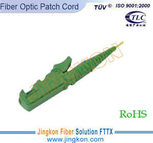 Fiber Optic Jumper (E2000/APC-0.9)