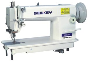 Heavy Duty Lockstitch Sewing Machine (SK0302)