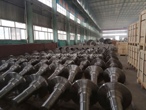 Shaft Forging Rotor Forged Free Forging pictures & photos