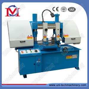 Double Column Metal Band Saw Machine (GH4235) pictures & photos