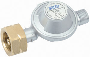 LPG Euro High Pressure Gas Regulator (H30G05B2.5) pictures & photos