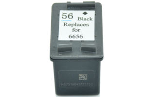 Factory Price Original Inkjet for HP C6656A/ #56 Refillable Ink Cartridge for HP 5550/7150/7550/5510 pictures & photos