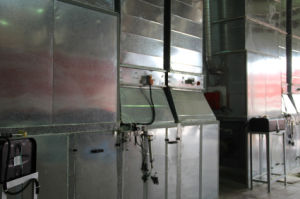 Large Bus and Truck Spray Booth Btd 15-50-D pictures & photos
