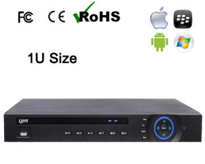 4CH 3D Effio 960h 1u Standalone DVR (DVR0404HF-A-E) pictures & photos