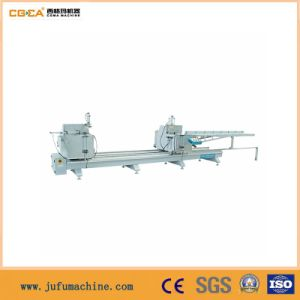 Aluminum Profile 45 Degree Double Efficient Cutting Saw pictures & photos