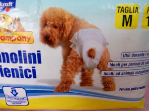 Softness Dog Diaper with High Quality pictures & photos