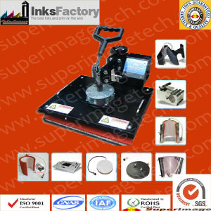 Multi-Function Heat Press (8-in-1 function) pictures & photos