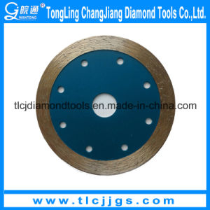 Wet Diamond Saw Cutting Blade pictures & photos