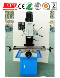 Bench Type Drilling & Milling Machine (Drill mill machine ZAY7032V/1 ZAY7040V/1 ZAY7045V/1) pictures & photos