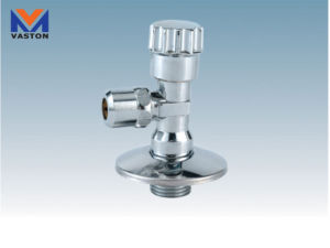 Brass Angle Valve with High Quantity pictures & photos