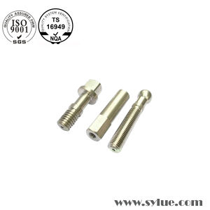 Good Quality Titanium Machining Parts with Nickel Plated pictures & photos