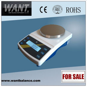 Capacity 1kg/2kg/3kg/4kg/5kg 0.01g Electronic Weighing Precision Scale pictures & photos
