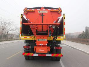 Snow Sweeper Truck 4X2, 25tons pictures & photos