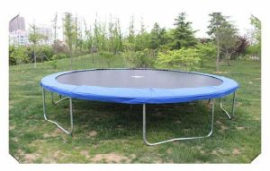 12FT -Trampoline with safety Enclosure for Kids Play pictures & photos