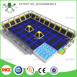 Xiaofeixia Indoor Trampoline Arena pictures & photos