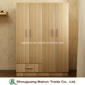 Bedroom Furniture Melamine Board Wardrobe pictures & photos