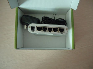 5 Port Ethernet Switch, Network Switch, Switches, Mini Switch