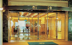 Low Price Automatic Door China Manufacturer (DS200) pictures & photos