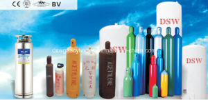 JIS B8241 Steel Gas Cylinder pictures & photos