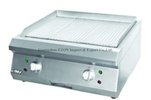 Counter Top Electric Griddle (full grooved) pictures & photos
