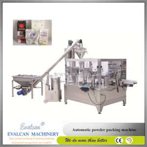 Manufacturer Automatic Wheat Flour Milk Powder Packing Machine pictures & photos