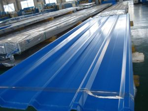 Galvanized Color Corrugated Roofing Steel Sheets pictures & photos