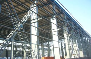 Cost-Effective Steel Structure Warehouse/Workshop/Building pictures & photos