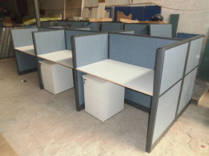 SGS High Quality Office Partition Workstation (FEC8110) pictures & photos