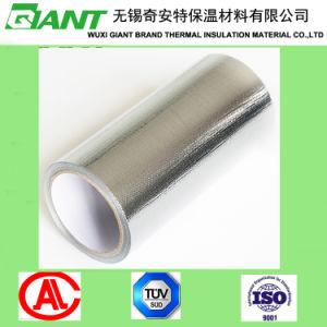 Fiberglass Cloth Aluminium Thermal Reflective Foil Insulation Cloth pictures & photos