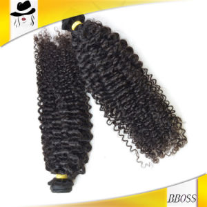 Full Cuticle Hair Extension Remy 9A Brazilian Human Hair pictures & photos