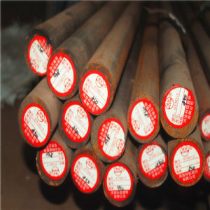 Hot Forged Carbon Steel Round Bar for S50C/SAE1050 pictures & photos