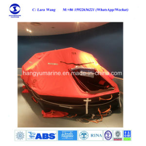 Solas Liferaft Davit Launched Inflatable Life Raft Price pictures & photos