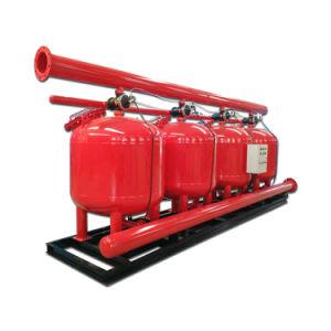 Paratactic Multi Sand Filter Machine for Farming Irrigation pictures & photos