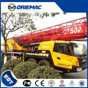 All Terrain Crane Sany Stc250h Car Lift Crane pictures & photos