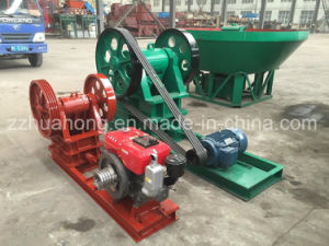 Ce Approval Small Mini Rock Jaw Crusher, Mobile Limestone Diesel Engine Jaw Crusher Price List pictures & photos
