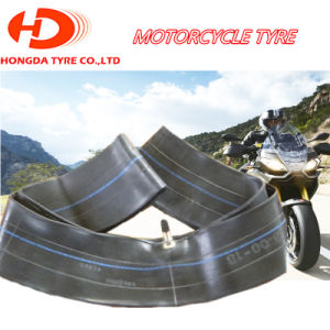 Butyl or Natural Rubber Motorcycle Tube pictures & photos