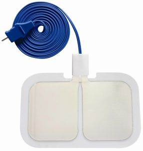 Biplolar Ault Size Disposable Electrosurgical Pad with Cable pictures & photos