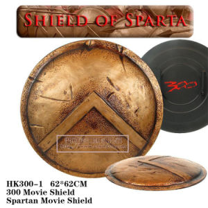 Shield of Sparta Movie Shields 62cm HK300-1 pictures & photos