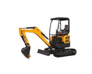 2t 19HP Mini Crawler Excavator pictures & photos