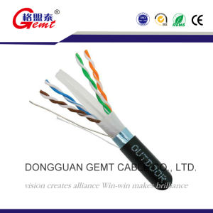 UTP FTP CAT6 Network Cable with High Speed pictures & photos