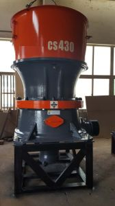Gp Series Single Cylinder Hydraulic Long Crushing Time Cone Crusher pictures & photos