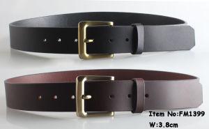 2017 Fashion Men Leather Belt (FM1399) pictures & photos