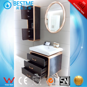 Europe Style Modern Nice Price Bathroom Cabinet (BY-X7079) pictures & photos